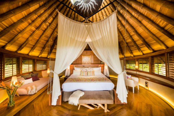 Ecological and luxury lodge in Costa Rica